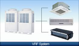 variable refrigerant flow system